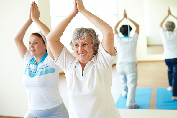 Rheumatoid Arthritis article: Yoga for Rheumatoid Arthritis